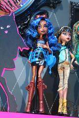 Toy Fair 2012 Monster High 37 (IdleHandsBlog) Tags: toys dolls horror monsters mattel collectibles fashiondolls monsterhigh toyfair2012