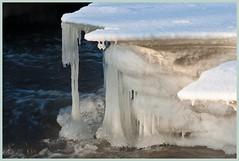 Nukarinkoski (PaiviH) Tags: maisema vesi jää nukarinkoski