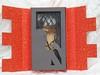 janjabookcoverallthewayopen (ew art) Tags: africa art book branch hand handmade made cutpaper janjaweed tunnelbook thedevilcameonhorseback