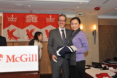 Annual Dinner of the McGill Society of Hong Kong: Passport to the Future Feb 20 (mcgill.alumni) Tags: branches hong kong future passport mcgill maa regionalbranches