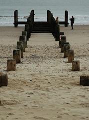 Lowestoft beach on Feb 16 - My subjects are practising the art of photography (Kirkleyjohn) Tags: suffolk sands seashore eastanglia lowestoft lowestoftbeach lowestoftsouthbeach