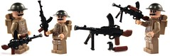 Bren Gun (it) Tags: world 2 two mod war gun arms ii ww2 british sten lmg bren enfield brickarms
