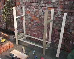 Potting Table__02 (chippykev) Tags: york diy gardening homeprojects pottingtable pottingbench kevinbailey joinerkev chippykev howtobuildadiypottingbenchchippykevkevinbaileypottingtable