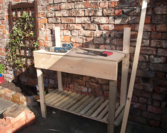 Potting Table__05 (chippykev) Tags: york diy gardening homeprojects pottingtable pottingbench kevinbailey joinerkev chippykev howtobuildadiypottingbenchchippykevkevinbaileypottingtable