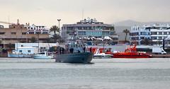 P 82 Formentor (ibzsierra) Tags: port canon puerto navy armada spanish ibiza 7d eivissa patrol baleares formentor española espagnol p82 digitalcameraclub patrullero patrullera patrouillemarine