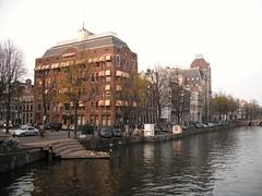 Amsterdam - Homomonument (Aelo de la Krotsche) Tags: amsterdam keizersgracht homomonument