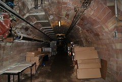 Tunnel de la gare (Rotdenken (Jules Rigobert)) Tags: france frankreich gare rail railway bahnhof tunnel railwaystation bahn lorraine stazione francia 57 metz souterrain sncf moselle neustadt francja lothringen nouvelleville garepalais