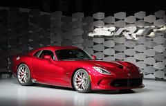 SRT Viper GTS (Motoriginal) Tags: auto show new york city nyc red ny cars car muscle super international exotic american dodge mopar viper supercar 2012 supercars gts gtsr srt nyias motoriginal