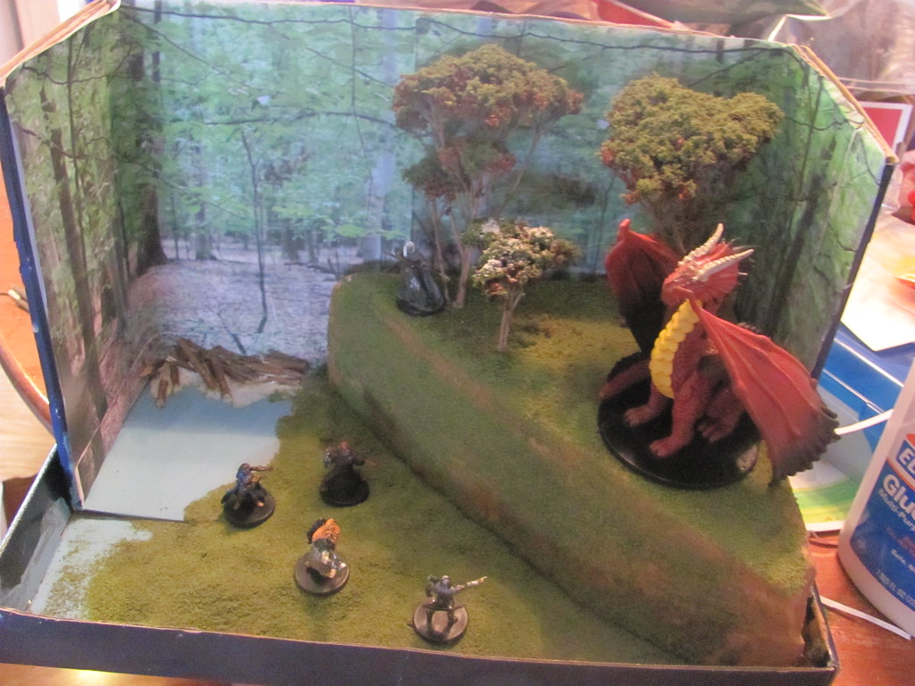 The Worlds Newest Photos Of Diorama And Dnd Flickr Hive Mind
