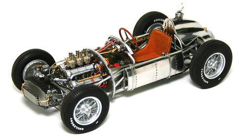 Exoto Ferrari 246 telaio