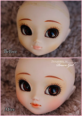 ~ Partial face-up Pullip Rovam for Alicebm ~ (-Poison Girl-) Tags: girl doll dolls cheek makeup lips cheeks groove pullip mm poison blush custom pullips poisongirl customs kirsche mymelody rovam faceup junplanning stica pullipcustom pulliprovam pullipmymelody pullipstica mymelodycustom mmcustom rovamcustom pullipkirsche pullipbloodyredhood alicebm sticacustom bloodyredhoodcustom kirschecustom