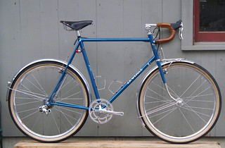 jpw 650b randonneur bicycle