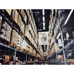 #ikea (.  .) Tags: ikea work phonecam square store squareformat normal friday iphoneography instagramapp uploaded:by=instagram iphone4s