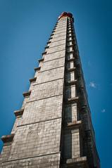 Juche Tower (momo) Tags: northkorea pyongyang dprk juchetower