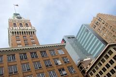 Oakland: Tribune Tower (wallyg) Tags: california oakland clocktower sanfranciscobayarea bayarea artdeco alamedacounty tribunetower artmoderne renaissancerevival edwardtfoulkes oaklandtribunetower californiafinancialcenterbuilding
