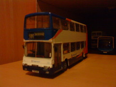 code 3 stagecoach scania alexander (Gainsborough Buses) Tags: 3 code stagecoach