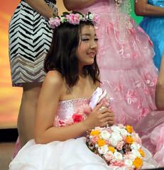 Pretty in Pink (colleeninhawaii) Tags: woman man hawaii dance costume colorful child oahu  teenager honolulu perform  2012  honolulufestival