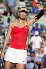Maria Sharapova (RUS) (jgirl4858) Tags: usa florida miami tennis mariasharapova keybiscayne sonyericssonopen