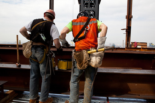 flickriver: poset 'mohawk ironworkers' by wnyc
