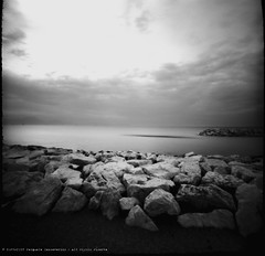 Stenopeika_Napoli_0039 (Pasquale Sanseverino) Tags: portrait people blackandwhite panorama landscape bn pinhole napoli naples ritratti biancoenero reportage mergellina forostenopeico stenopeika