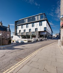 Park Inn Hotel, Justice Mill Lane, Aberdeen (Neale Smith Photography)