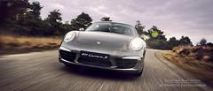 Porsche 911 (991) Carrera S (Luuk van Kaathoven) Tags: grey shot 911 s porsche van tracking carrera 991 luuk autogetestnl luukvankaathovennl autogetest kaathoven