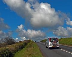 On Mersley Down Isle of Wight (BOB@ wootton) Tags: down isle wight iow mersley