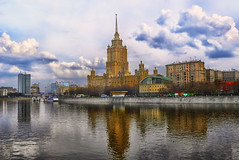 L1030162 (Gena Golovskoy) Tags: skyscraper river hotel day cloudy russia moscow ukraine mygearandme mygearandmepremium mygearandmebronze mygearandmesilver mygearandmegold mygearandmeplatinum mygearandmediamond blinkagain stalins