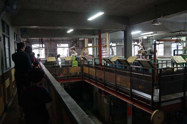 三峽茶山房肥皂文化體驗館觀光工廠0073