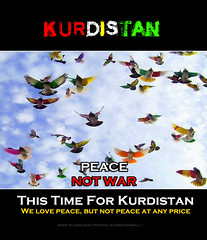 PEACE & NOT WAR (Kurdistan Photo ) Tags: white house us iran president airlines obama turkish meets turk kurdistan barzani kurd newroz iraqs     warplanes peshmerga   peshmerge