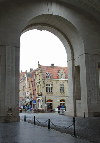Ypres Menin Gate - ANZAC Day 25 April 2012 - 12