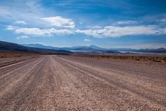 Road (faltimiras) Tags: park parque verde honda volcano desert bolivia blanca national laguna dali parc nacional salar eduardo altiplano uyuni geiser colorada volca verda siloli avaroa altipla deseierto elionda