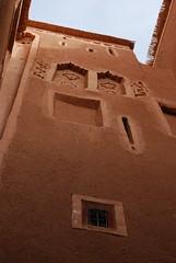 Kasbah walls, Ouarzazate