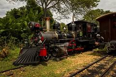 Trem que liga São João del Rei a Tiradentes (Renan Carvalhais) Tags: brazil brasil del minas gerais maria tiradentes trem são rei joão fumaça