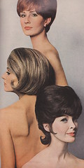 Fashion Tress Wigs 1965 (moogirl2) Tags: vintage 60s vogue 1965 vintageads 60sfashion vintagevogue 60shair vintagefashionphotography fashiontresswigs