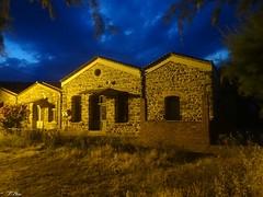 Old building..skala mistegna Lesbos Greece (panoskaralis) Tags: light nature buildings hellas oldbuildings greece lesbos vilage mytilene aegeansea lesvosisland