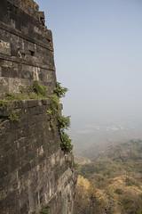 greenwall (Tin-Tin Azure) Tags: world india heritage temple unesco archaeological mata gujarat pavagadh kalika champaner