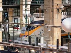 Eurostar (Hear and Their) Tags: paris gare eurostar du nord franc