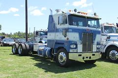 IMG_2841 (RyanP77) Tags: show california b white truck log model shiny trucker international chevy chrome r pete logger gmc peerless kw peterbilt ih kenworth cabover bullnose fruehauf