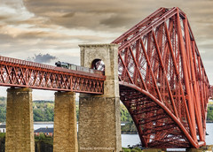 The Flying Scotsman (ben.leng) Tags: bridge train fife rail steam forth 103 nationaltreasure nationalrailwaymuseum eastcoast forthbridge northqueensferry 502 lner 4472 frb 1472 theflyingscotsman 60103 classa3