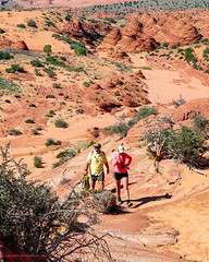 Journey to the Wave (mikerhicks) Tags: travel arizona usa southwest nature landscape geotagged outdoors photography utah spring unitedstates desert hiking adventure event backpacking wilderness kanab thewave marblecanyon onemile coyotebuttesnorth vermilioncliffsnationalmonument geo:country=unitedstates camera:make=canon exif:make=canon geo:state=arizona exif:aperture=56 exif:focallength=35mm exif:lens=1835mm exif:isospeed=100 canoneos7dmkii camera:model=canoneos7dmarkii exif:model=canoneos7dmarkii sigma1835f18dchsma geo:lon=11200624500 geo:lon=112006245 geo:location=onemile geo:city=marblecanyon geo:lat=3699795000 geo:lat=3699795