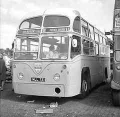 MLL721 (Bingley Hall) Tags: bus heritage rally transport transportation stpancras regal omnibus preservation parkroyal aec mll721