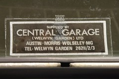 RAR 540L (3) (Nivek.Old.Gold) Tags: austin 1500 1973 maxi welwyngardencity protruck centralgarage
