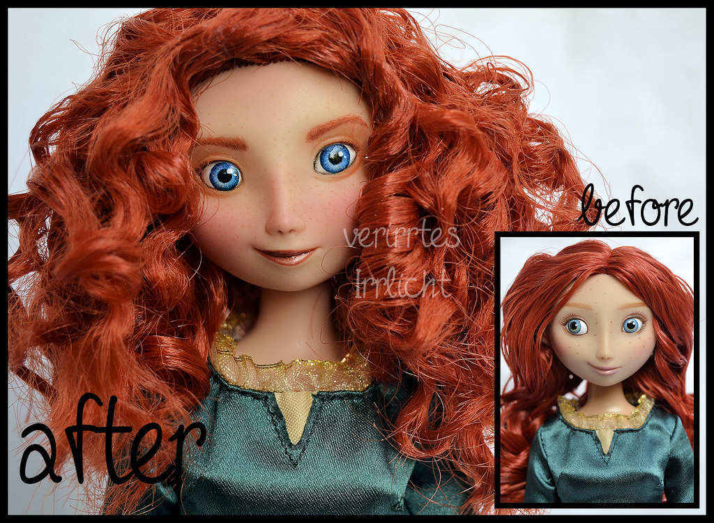 The World S Most Recently Posted Photos Of Merida And Ooak