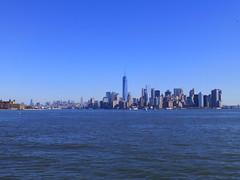 New York, NY Manhattan (army.arch) Tags: nyc newyorkcity ny newyork skyline downtown skyscrapers manhattan worldtradecenter lowermanhattan oneworldtradecenter