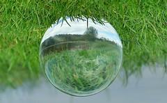 Upside Down (infp69 Photography) Tags: lake crystalball nacka sderbysjn samsungnx1 nx50150mmf28s