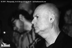 2016 Bosuil-Het publiek bij The Steepwater Band en Ricky Warwick & Damon Johnson 5-ZW