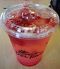 Strawberry Lemonade - Del Taco, Apple Valley, CA (Daralee's Web World photos) Tags: deltaco strawberrylemonade applevalleyca applevalleyroad applevalleytownecenter