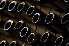 Wine Rack (scottyrobson) Tags: newzealand bottle wine bottles winery rack nz napier