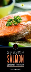 6 Surprising Ways Sa (alaridesign) Tags: 6 surprising ways salmon can benefit your health